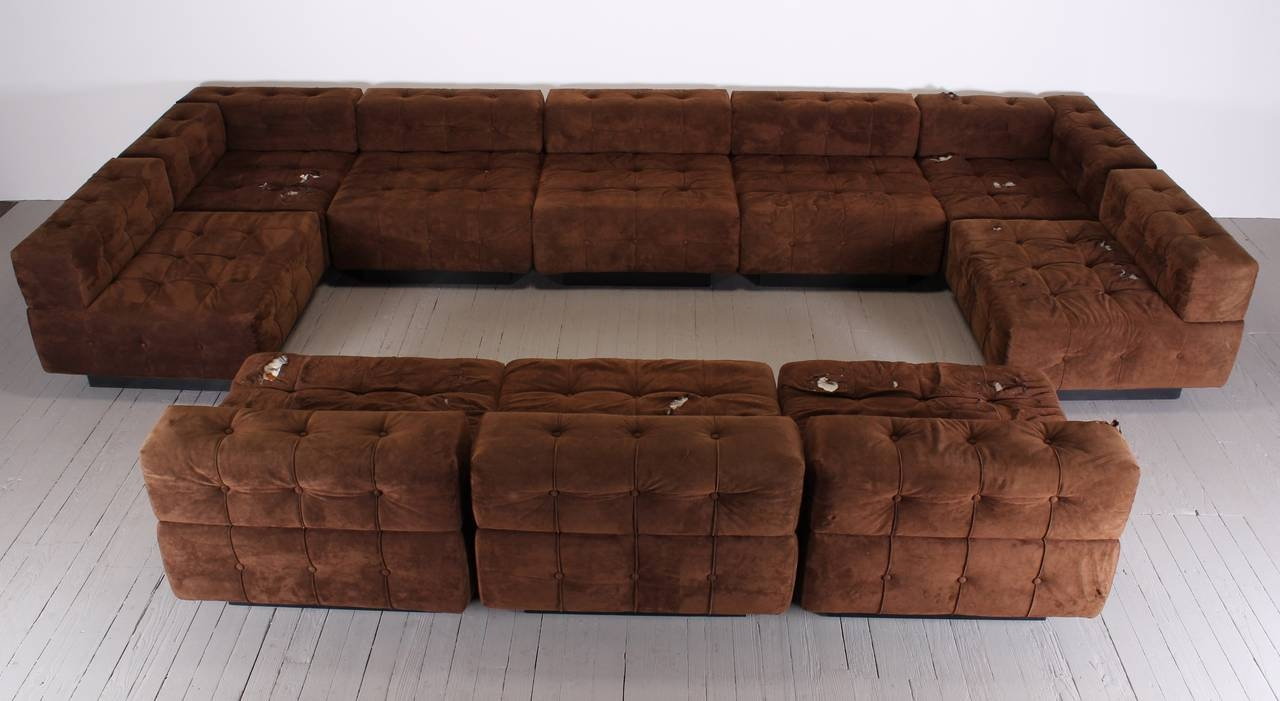 Popular Photo of 10 Piece Sectional Sofa
