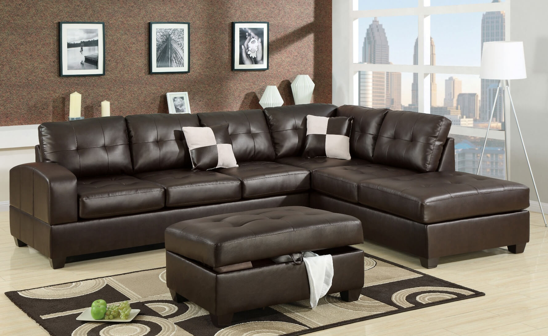 Popular Photo of Quality Sectional Sofa