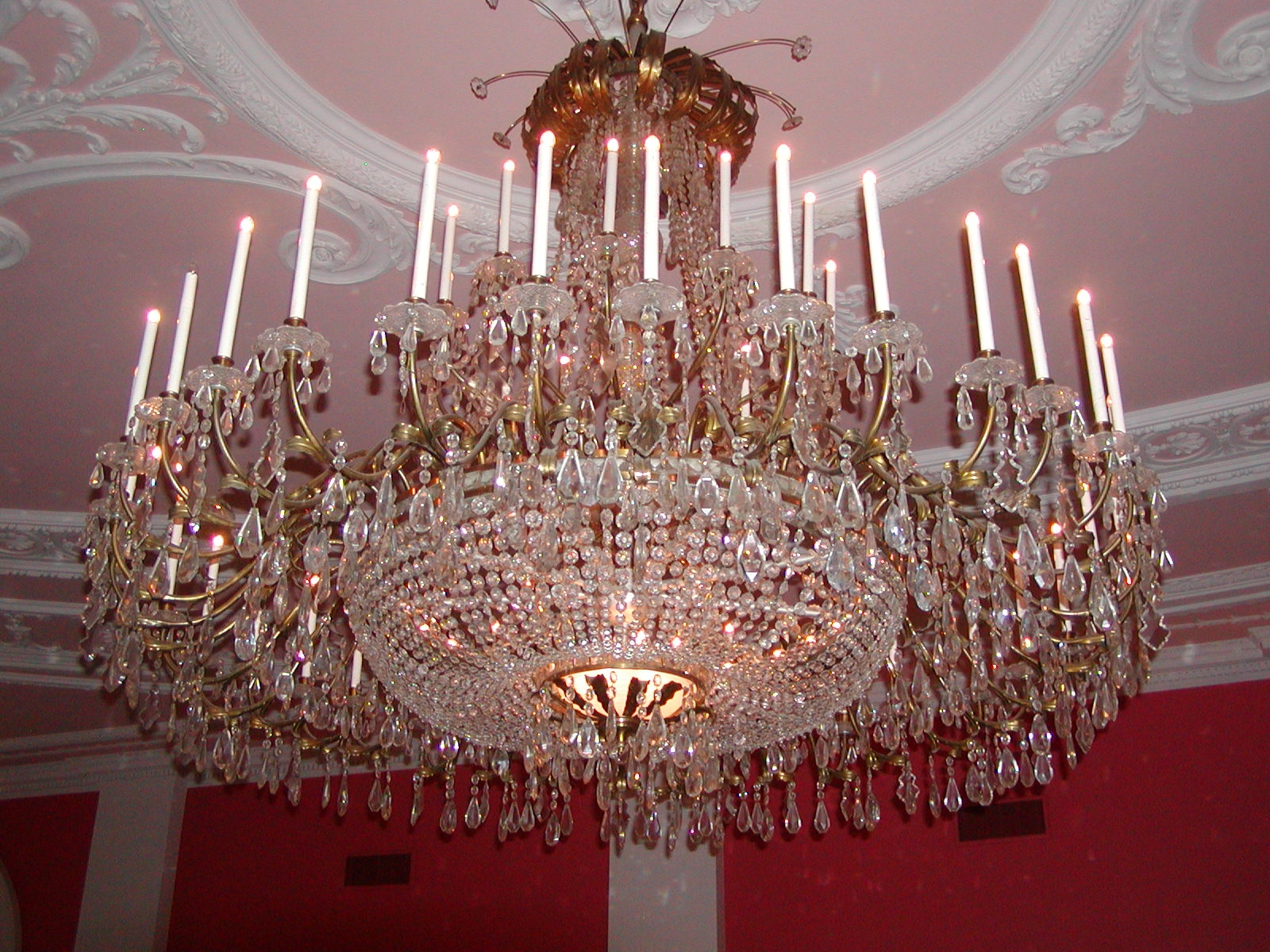 12 November 2012 Deborahwoodmurphy Within Beautiful Chandelier (#1 of 12)