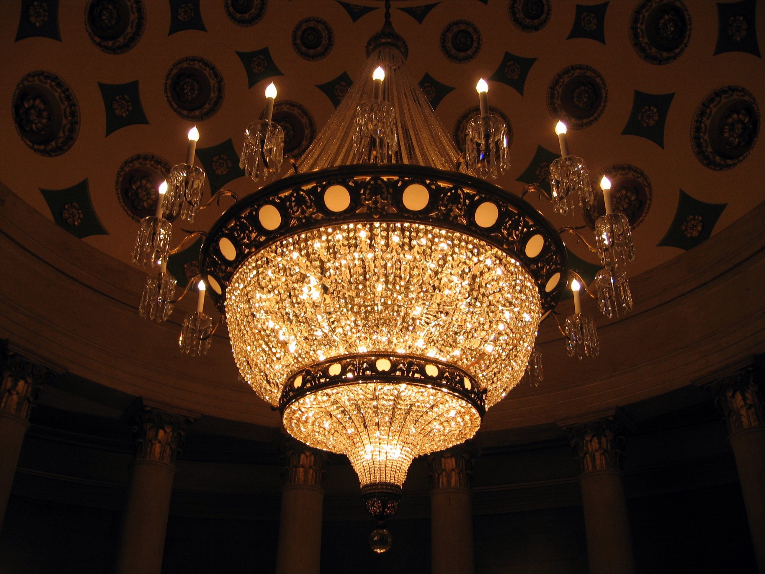 Popular Photo of Beautiful Chandelier