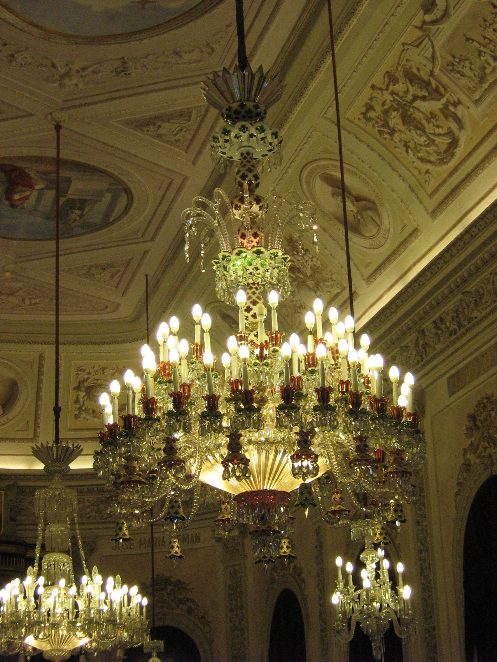 17 Worlds Most Beautiful Chandeliers Mostbeautifulthings Throughout Beautiful Chandelier (#4 of 12)
