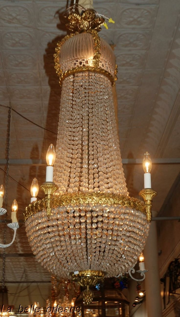 230 Best Images About Chandeliers On Pinterest Antiques With Regard To Massive Chandelier (#1 of 12)