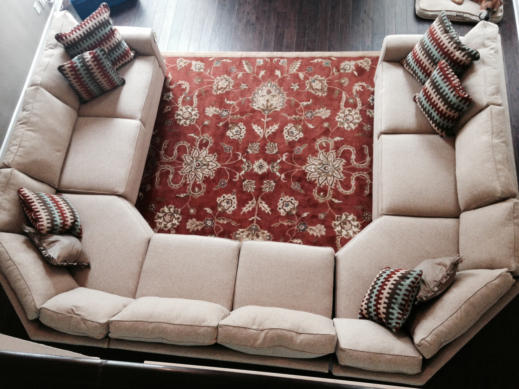 25 Best Ideas About U Shaped Couch On Pinterest For C Shaped Sectional Sofa (#1 of 12)