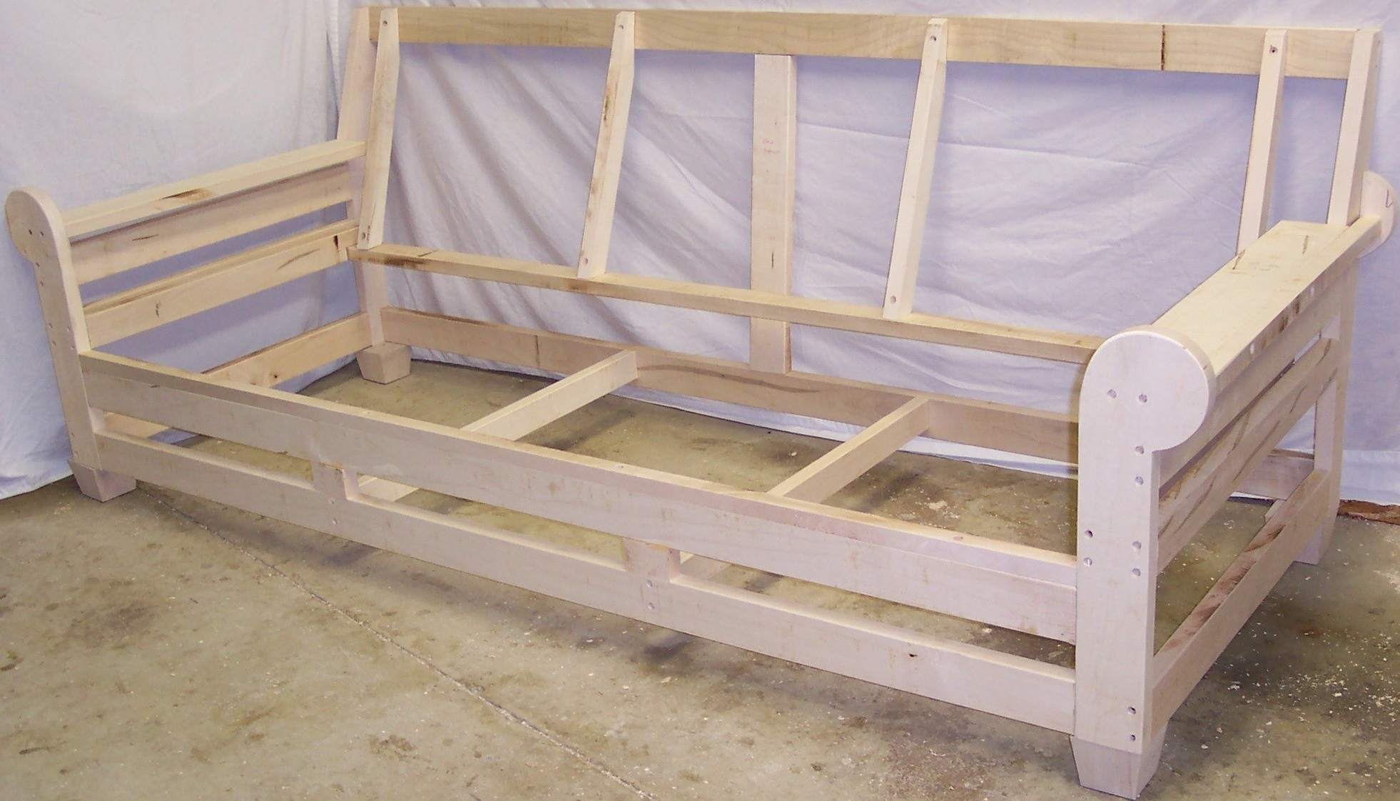 Popular Photo of Diy Sofa Frame