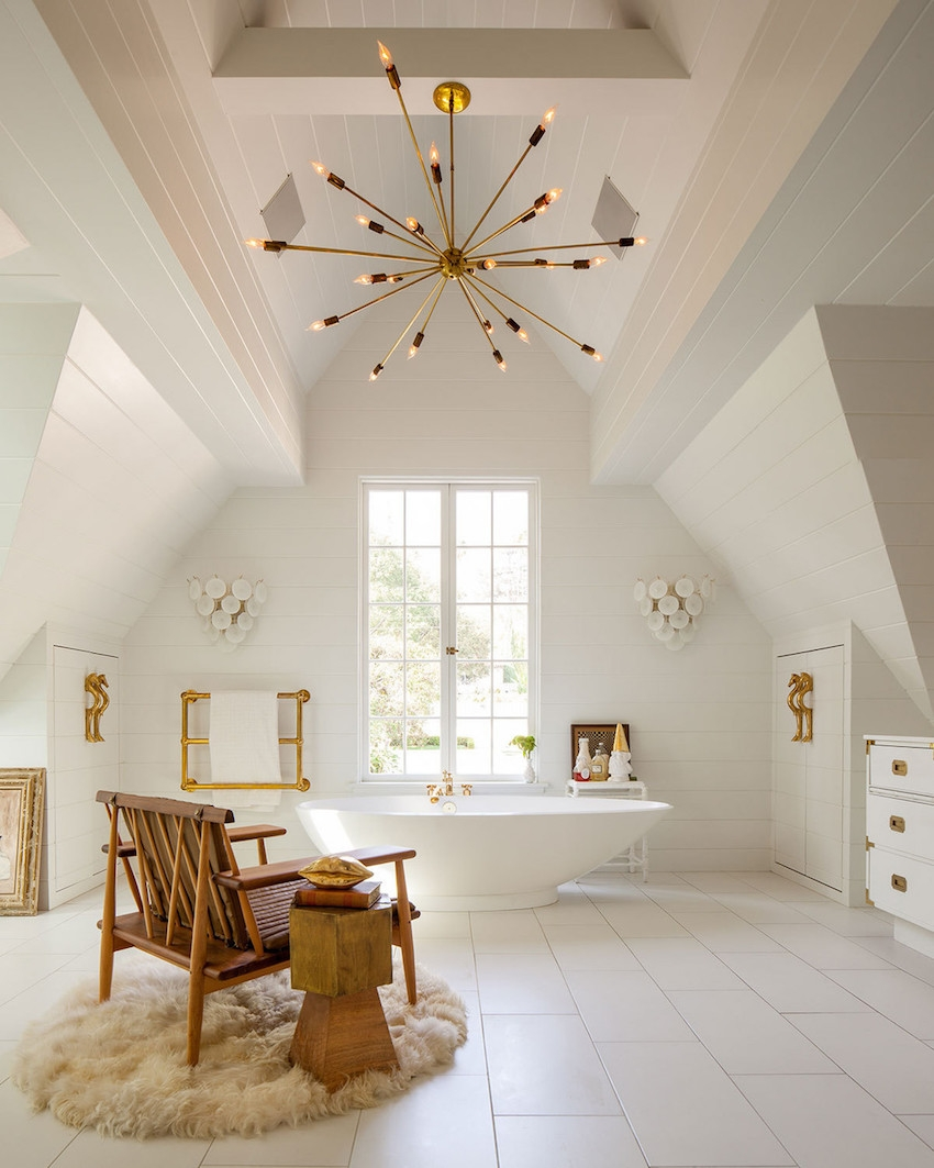 Inspiration about 5 Golden Rules To Choose The Best Bathroom Chandelier With Regard To Chandelier In The Bathroom (#10 of 12)