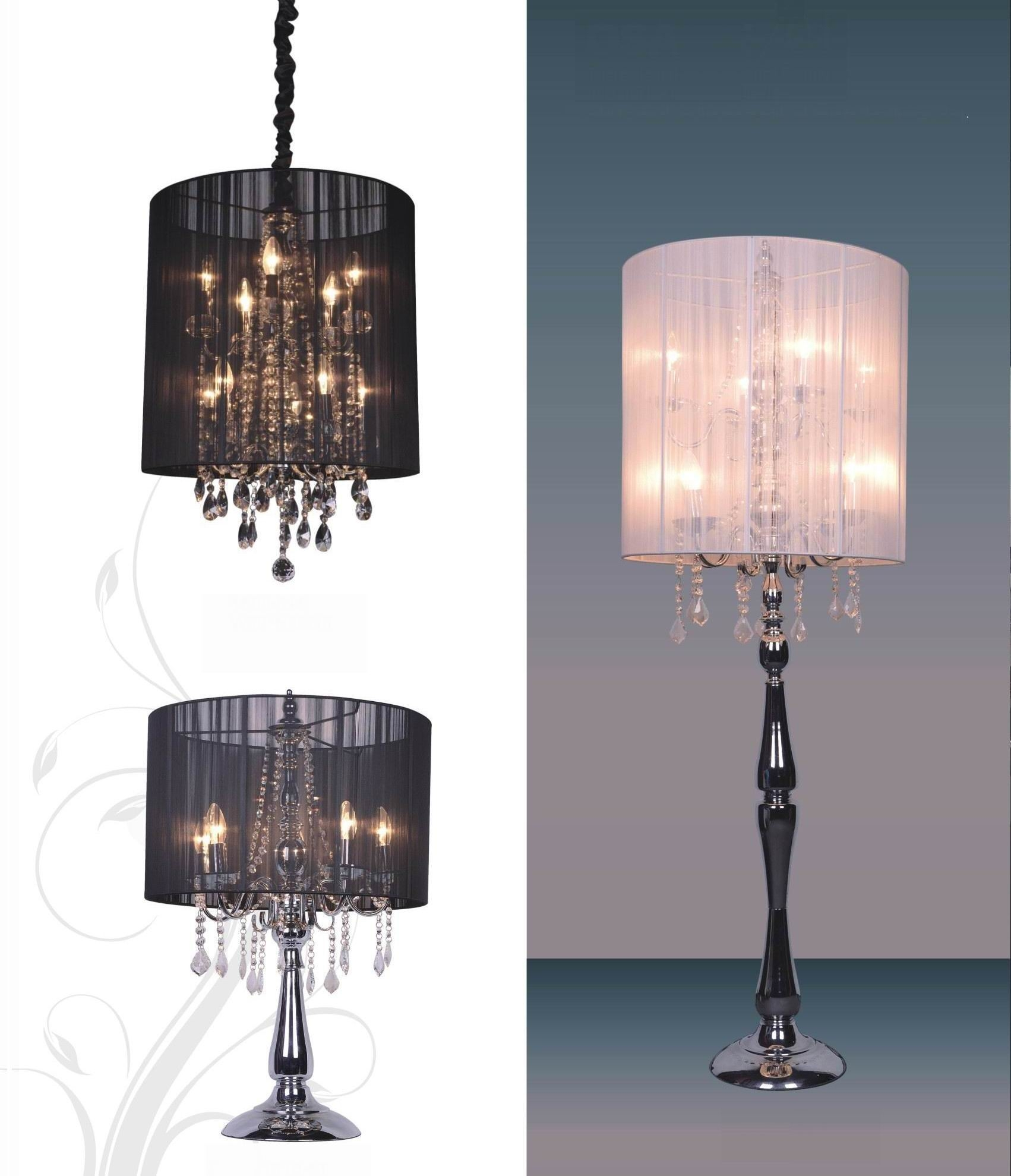 Inspiration about 51 Chandelier Lamp Gallery Adds New Lamps And Sconces To Their Intended For Crystal Table Chandeliers (#12 of 12)