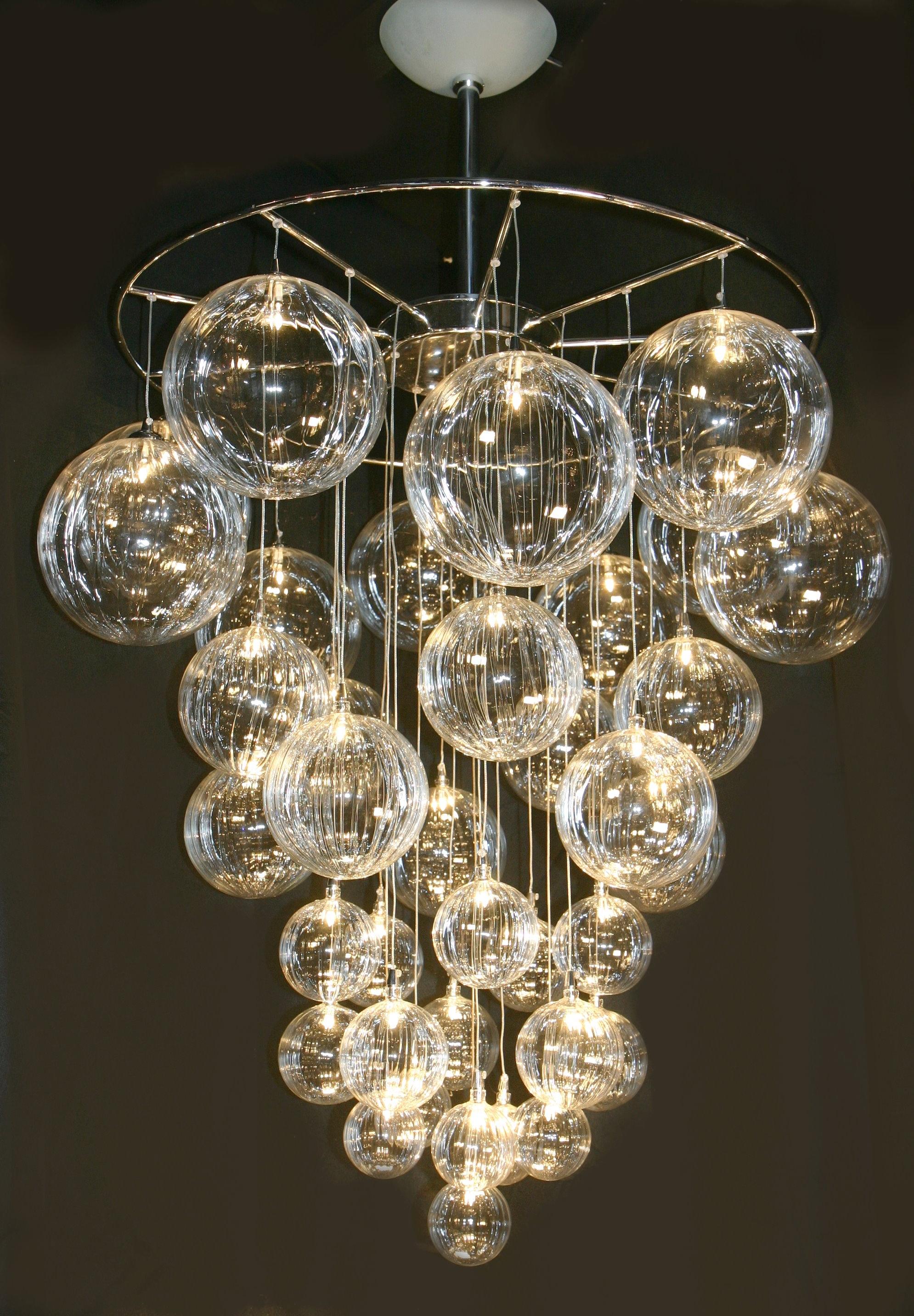 53 Modern Chandelier Lighting Modern Contemporary Crystal Pendant Regarding Contemporary Chandelier (#3 of 12)