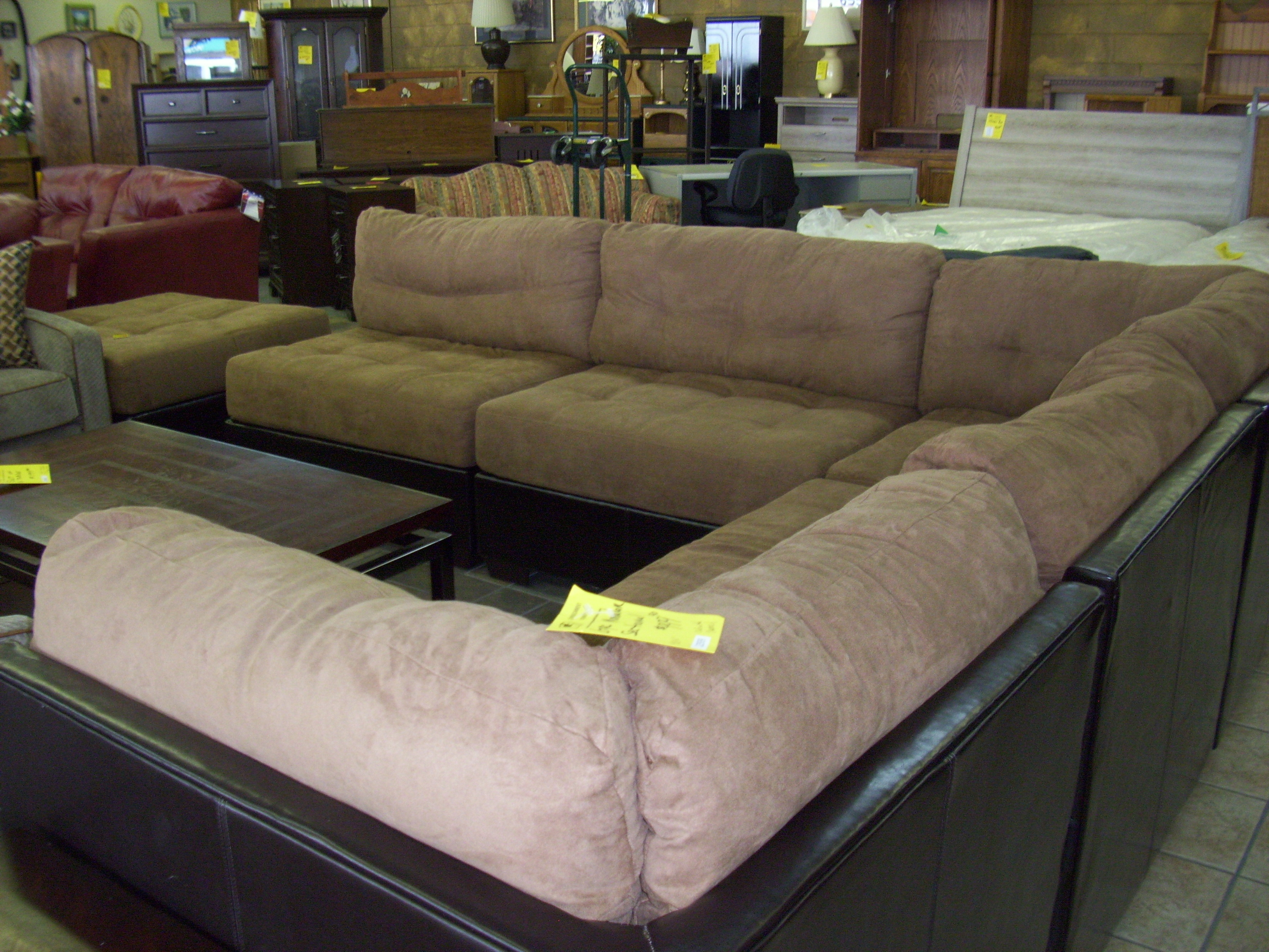Inspiration about 6 Piece Modular Sectional Sofa Cleanupflorida Intended For 6 Piece Modular Sectional Sofa (#1 of 12)