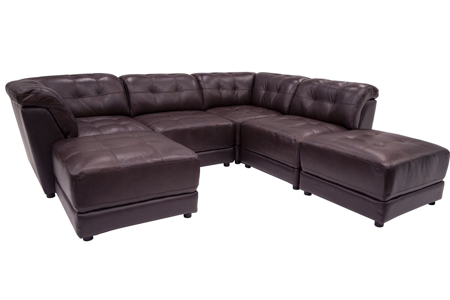 Inspiration about 6 Piece Modular Sectional Sofa Pertaining To 6 Piece Modular Sectional Sofa (#11 of 12)