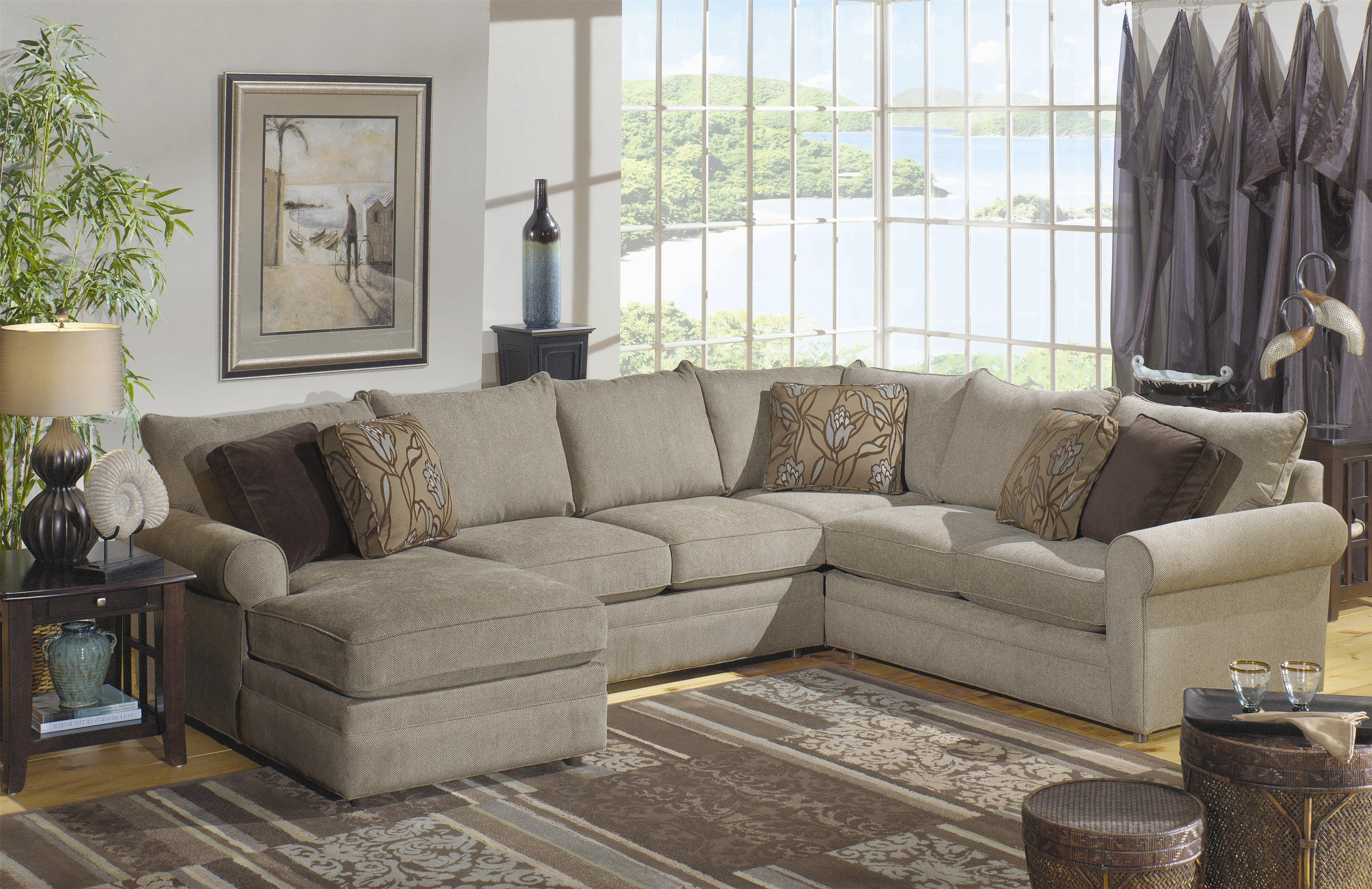 7748 Sectional Sofa Craftmaster We Can Help You Pick Your Within Craftmaster Sectional Sofa (#1 of 12)