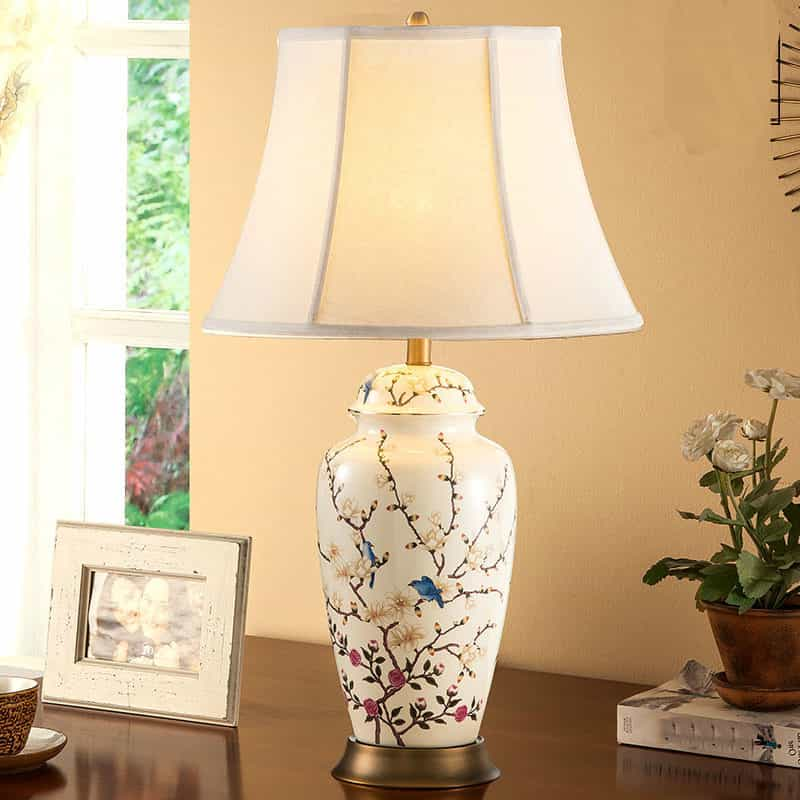 5 Ideas Of Country Ceramic Table Lamps