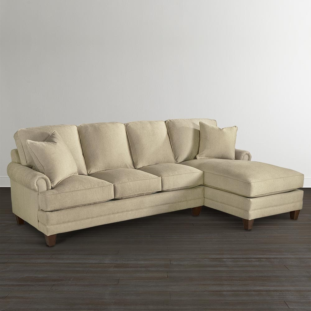 Inspiration about A Sectional Sofa Collection With Something For Everyone Intended For Angled Chaise Sofa (#8 of 12)