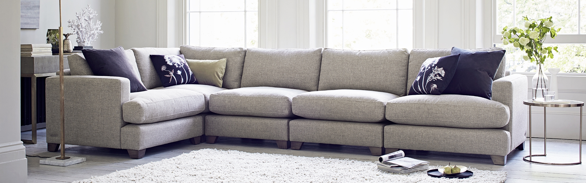 A Sofa Fit For The Family Within Family Sofa (#1 of 12)