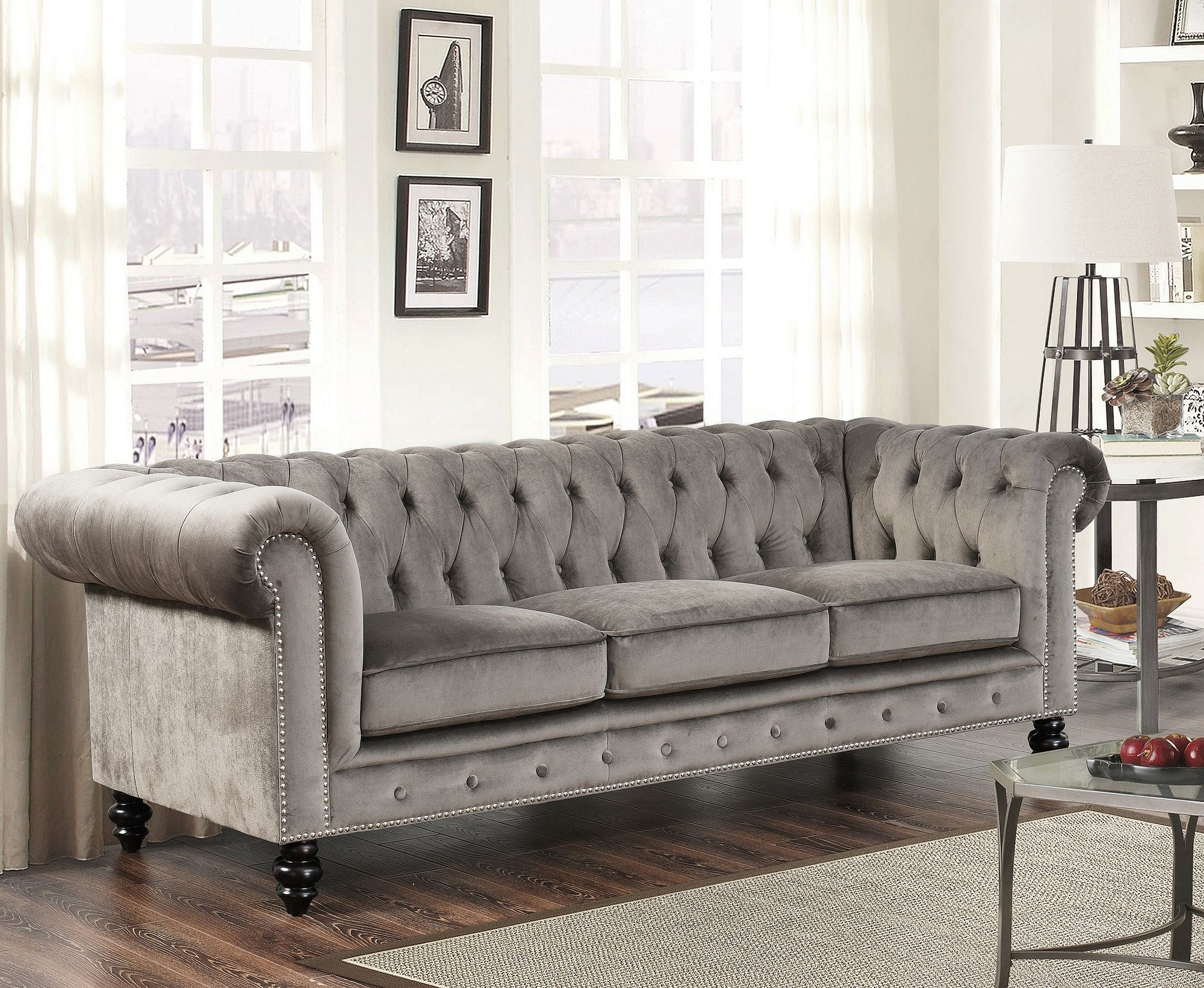 furniture seater rightchaise beige zuri sofa greyblack sectional living savoy gray black