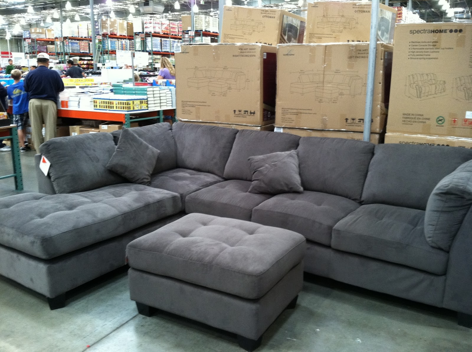 Amusing Multi Piece Sectional Sofa 95 On 6 Piece Modular Sectional Within 6 Piece Modular Sectional Sofa (#7 of 12)