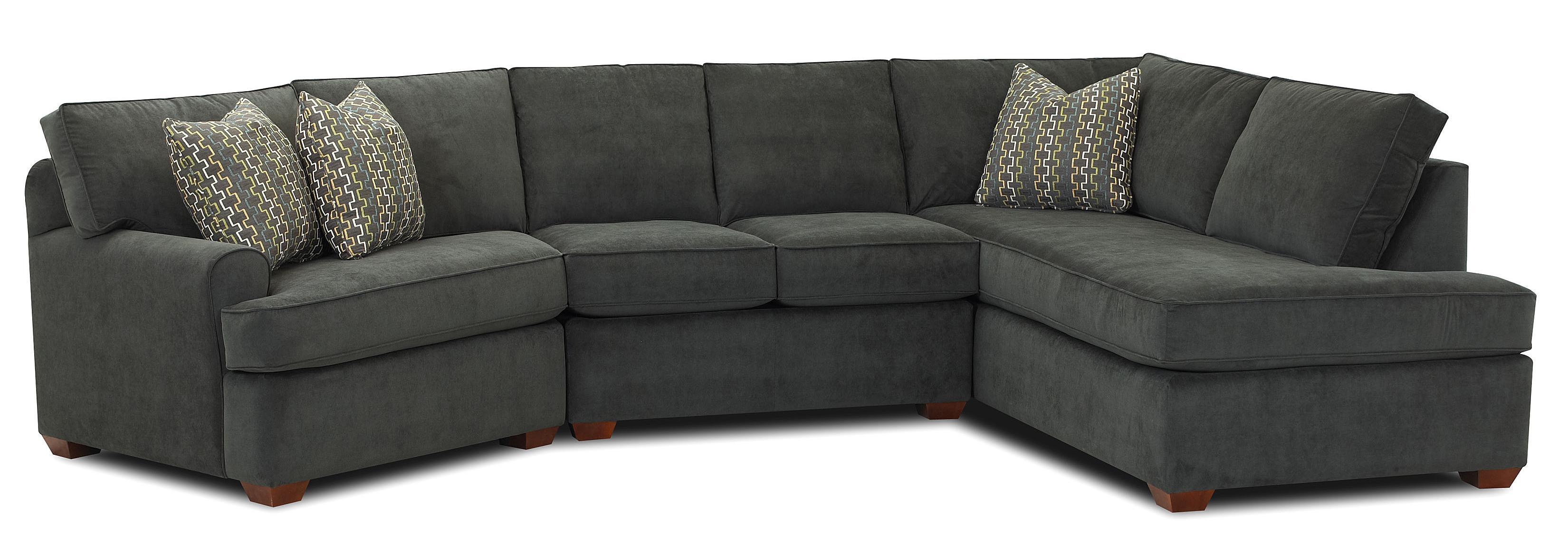 Angled Chaise Lounge Sofa Hereo Sofa Inside Angled Chaise Sofa (#2 of 12)