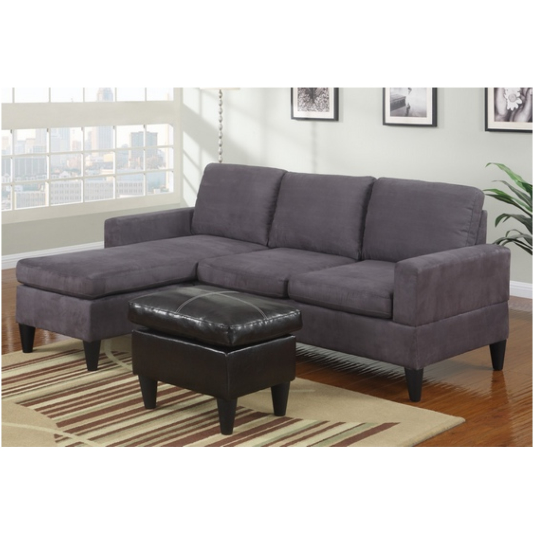 Apartment Sized Furniture Nyc Full Size Of Living Roomawesome With Apartment Sectional Sofa With Chaise (#2 of 12)