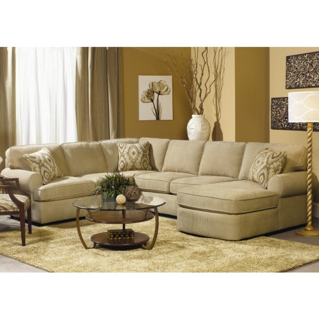 Appealing And Great Craftmaster Sectional Sofa Meant For Home Regarding Craftmaster Sectional Sofa (#2 of 12)