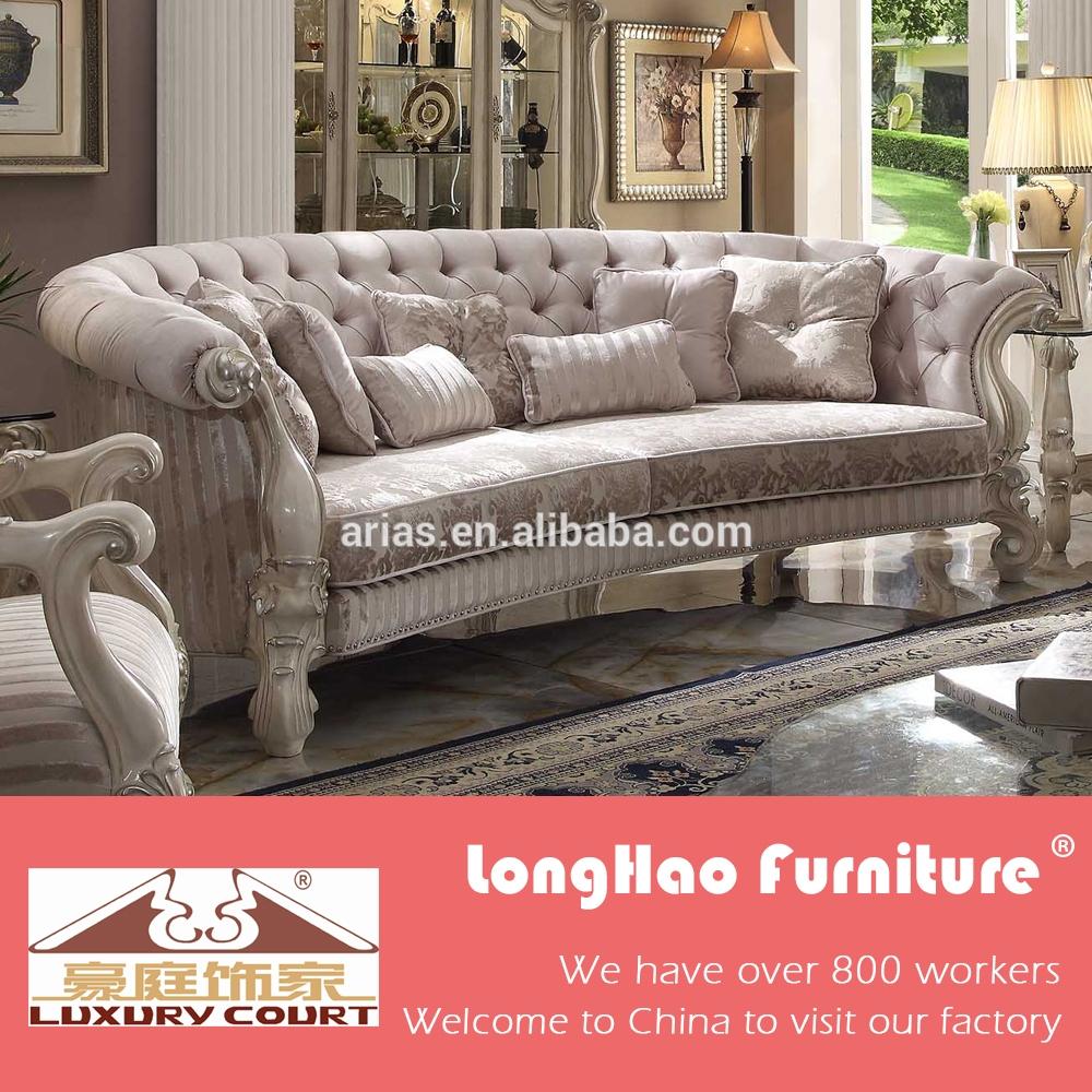 Arias Living Room Furniture Sofa Set Arias Living Room Furniture Intended For European Style Sofas (#3 of 12)