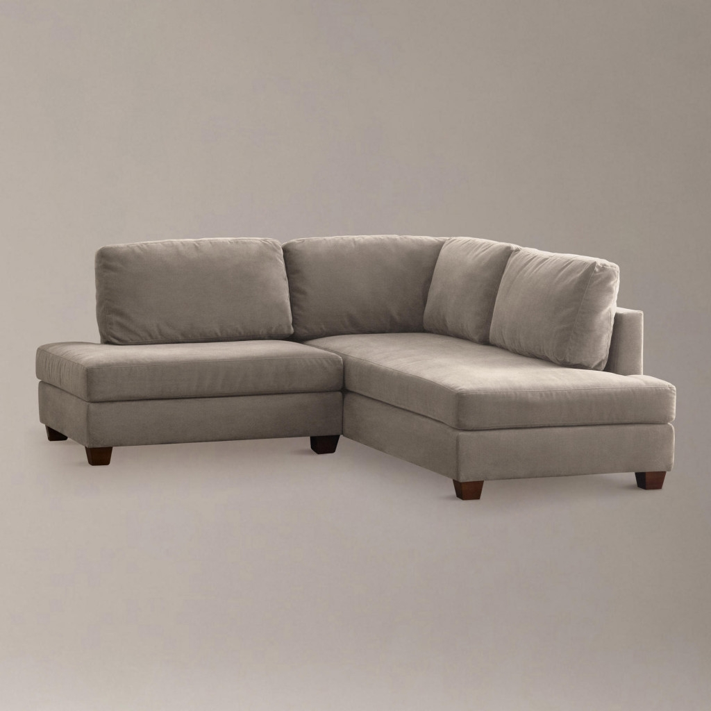 Armless Sectional Sofa Roselawnlutheran Pertaining To Armless Sectional Sofas (#4 of 12)