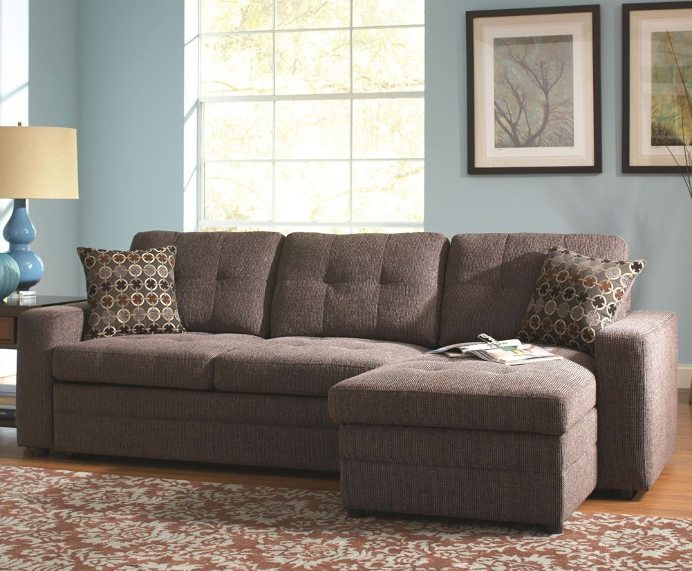 Astonishing Small Sectional Sofa Bed 3447 Furniture Best With Regard To Cool Small Sofas (#2 of 12)