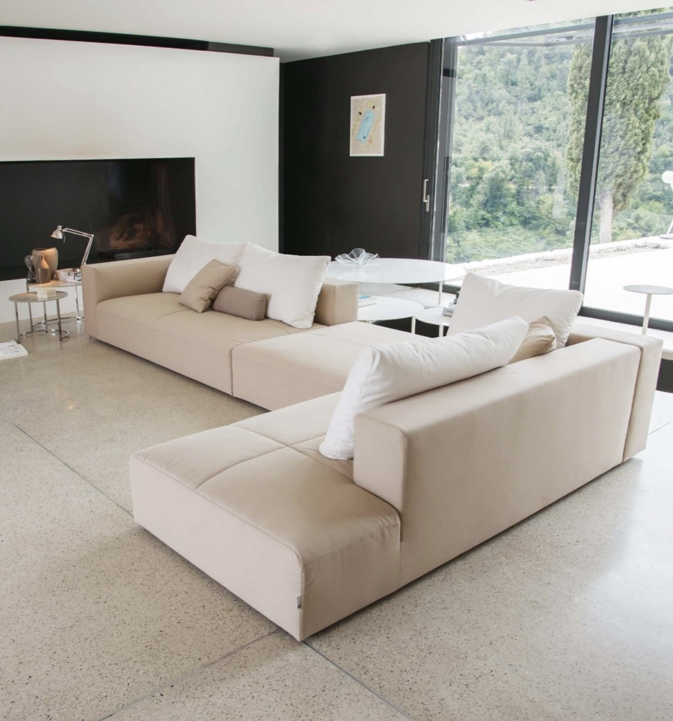 Backless Sectional Sofa Misskellybra Sofa Site With Backless Sectional Sofa (#8 of 12)