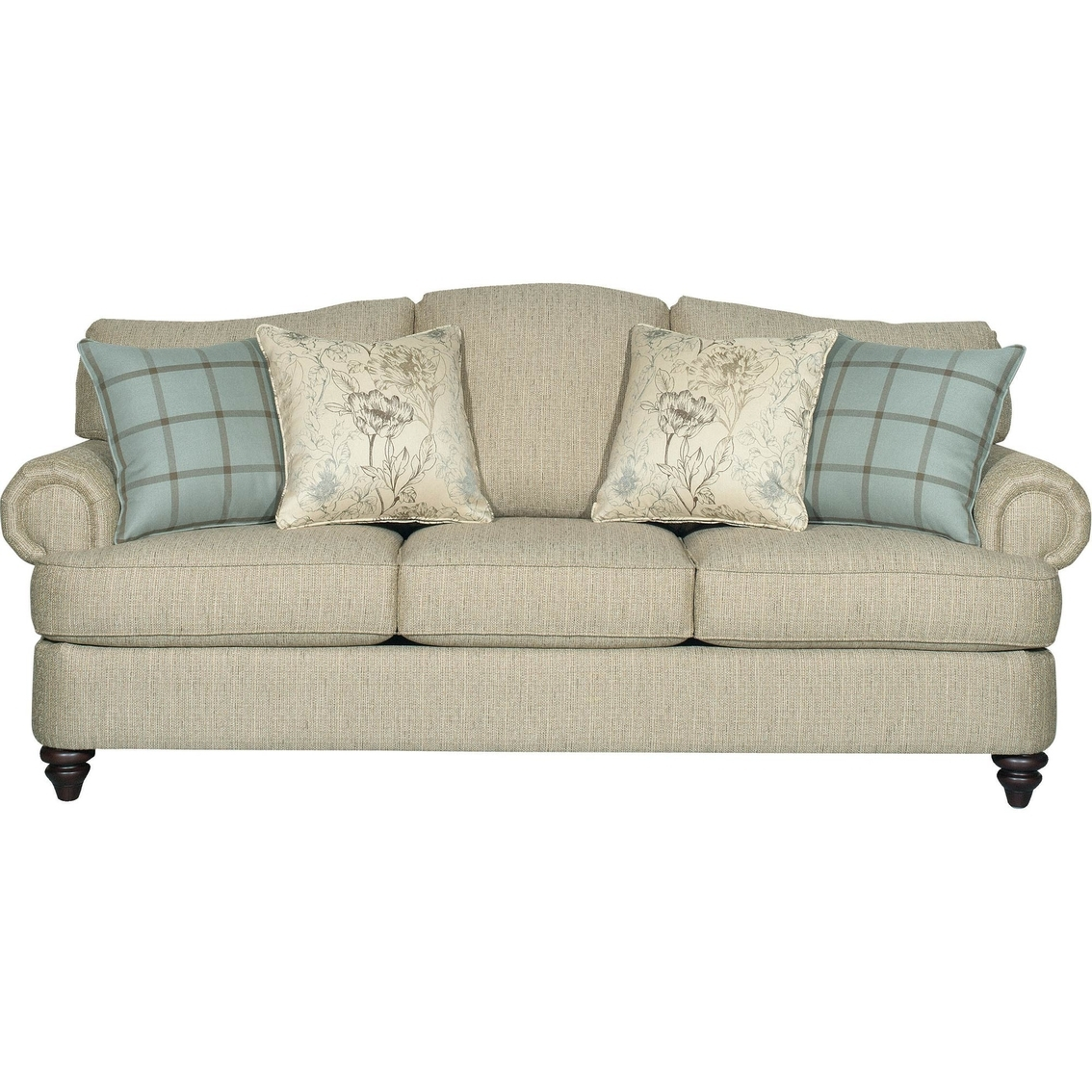 Bassett Xpress2u Barclay Sofa Sofas Couches Home Within Bassett Sofa Bed (#2 of 12)