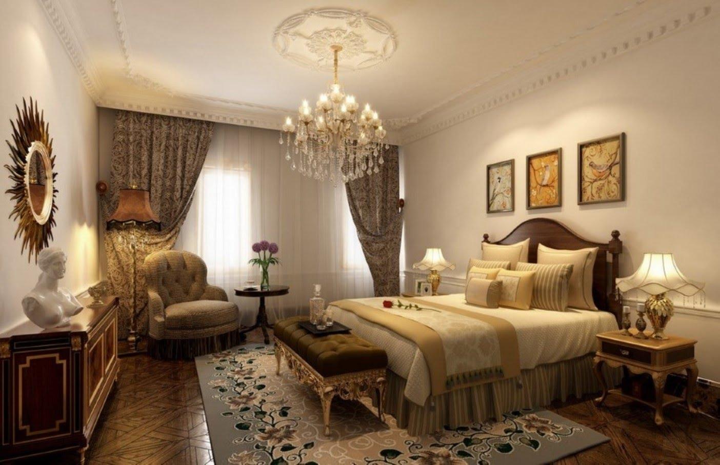 Popular Photo of Bedroom Chandeliers