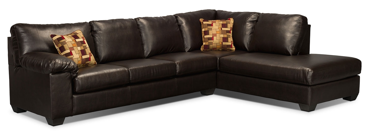 Bella Sectional Sofa The Brick Hereo Sofa Intended For Brick Sofas (#4 of 12)