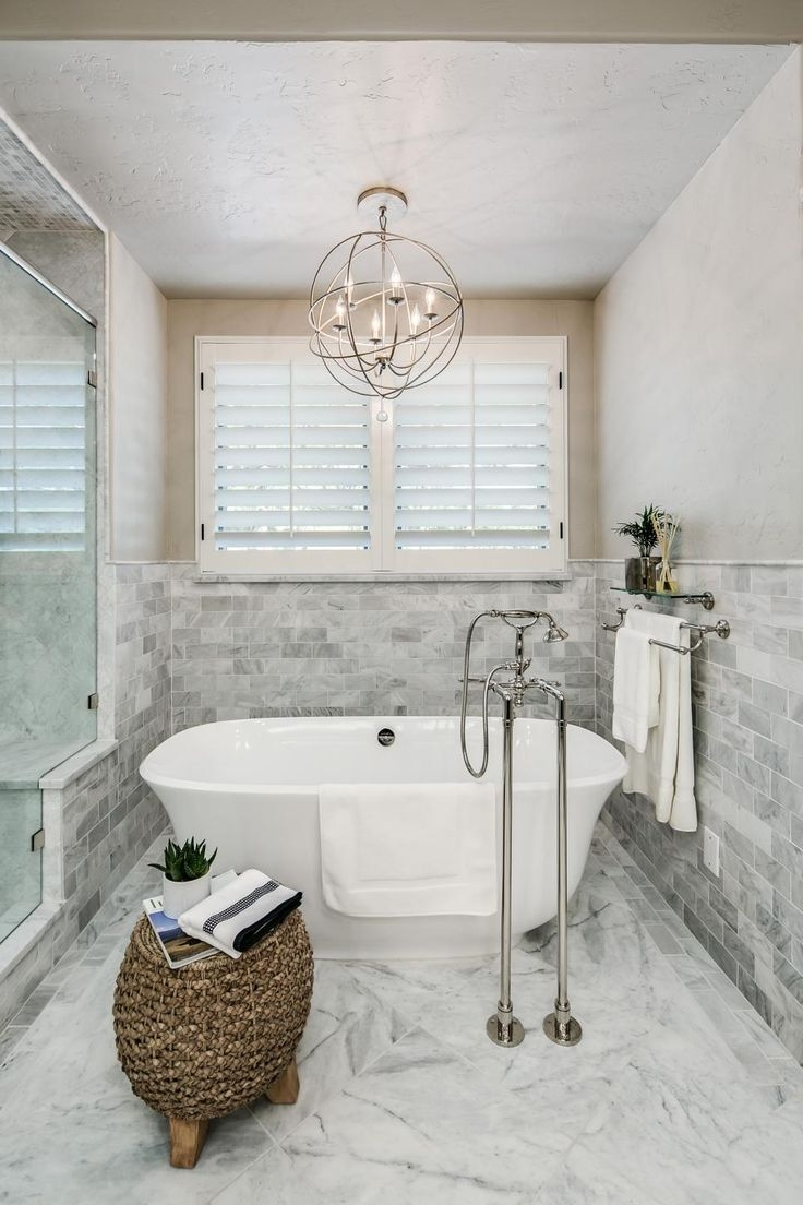 Best 25 Bathroom Chandelier Ideas On Pinterest For Chandelier In The Bathroom (#4 of 12)