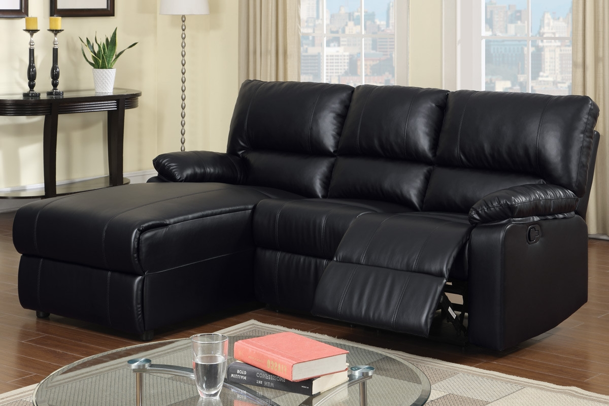 Best Apartment Size Leather Sectional Ideas Armadasolutionsco Regarding Apartment Sectional Sofa With Chaise (#4 of 12)