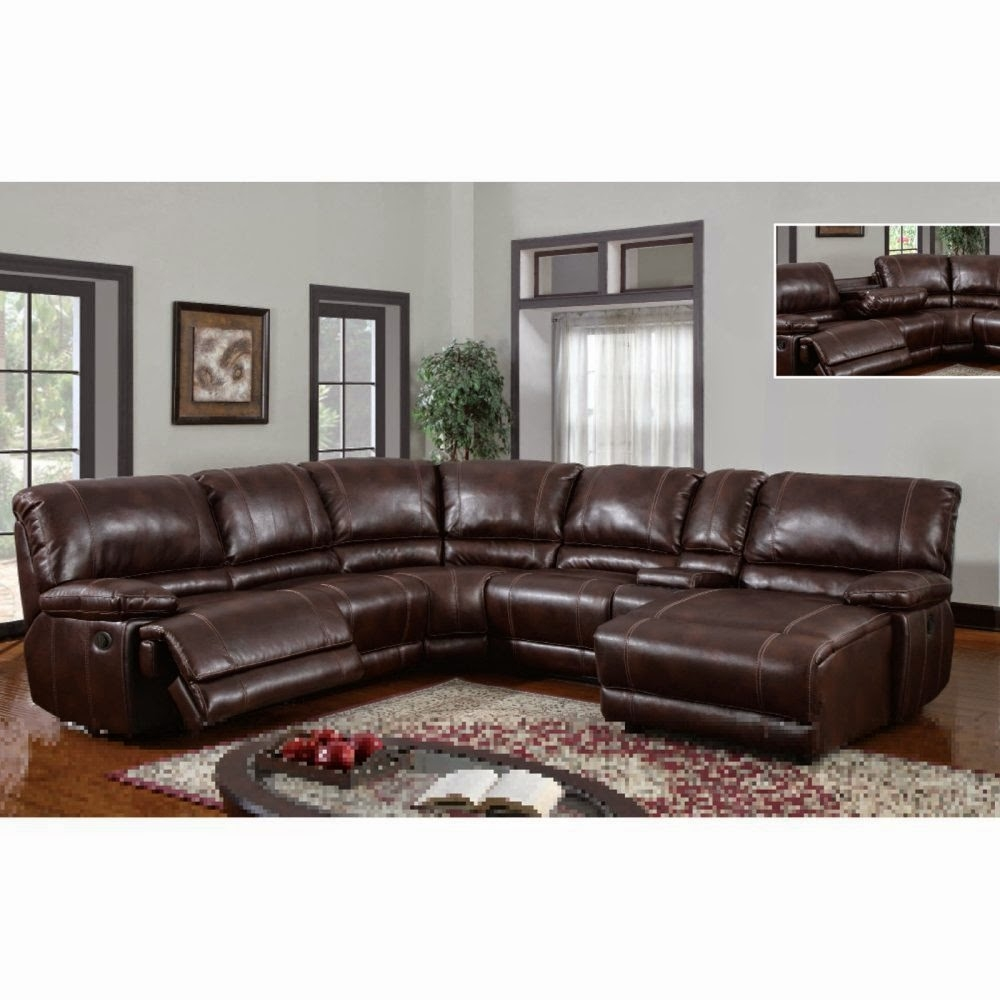 Best Leather Sectional Sofa With Power Recliner 59 On Durable Throughout Durable Sectional Sofa (#6 of 12)