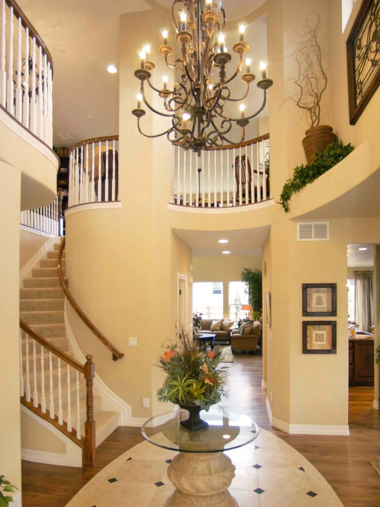 Best Light Fixtures For Hallways Ideas With Small Hallway Chandeliers (#1 of 12)