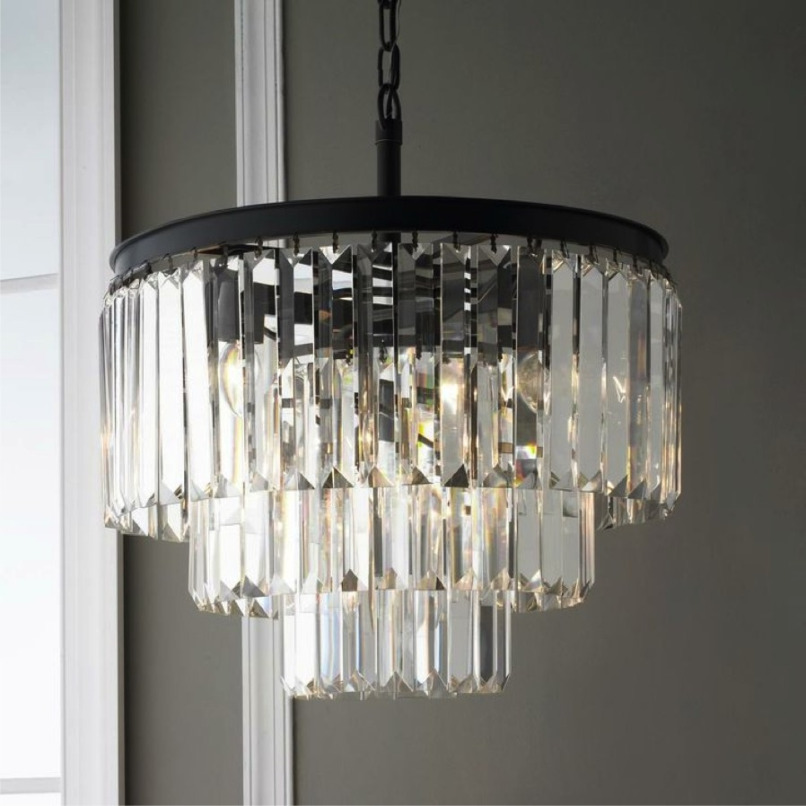 Big Modern Chandeliers Types And Location Lamp World Throughout Modern Chandeliers (#4 of 12)