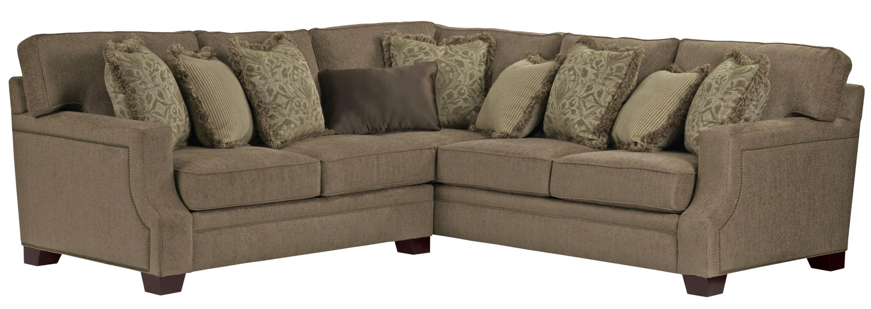Fresh broyhill sectional sofas with chaise sectional sofas for Broyhill sectional sofa with chaise