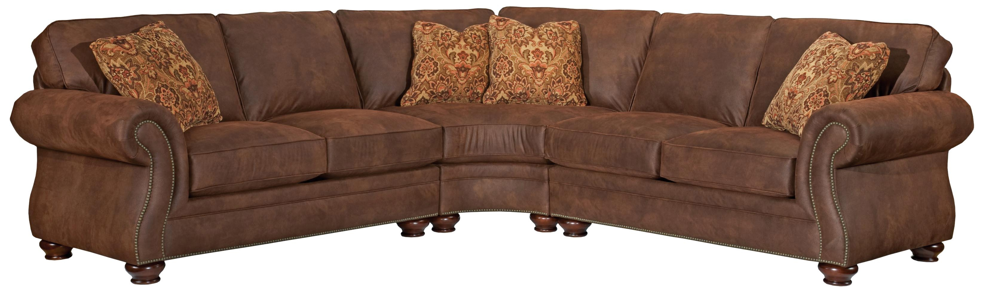 Popular Photo of Broyhill Sectional Sofas