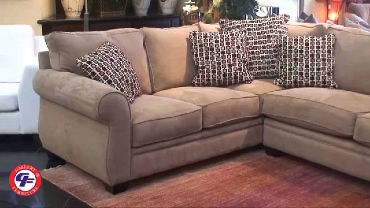 Broyhill Sectional Sofas Hereo Sofa Inside Broyhill Sectional Sofas (#8 of 12)