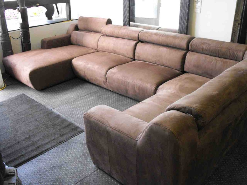 Popular Photo of C Shaped Sectional Sofa
