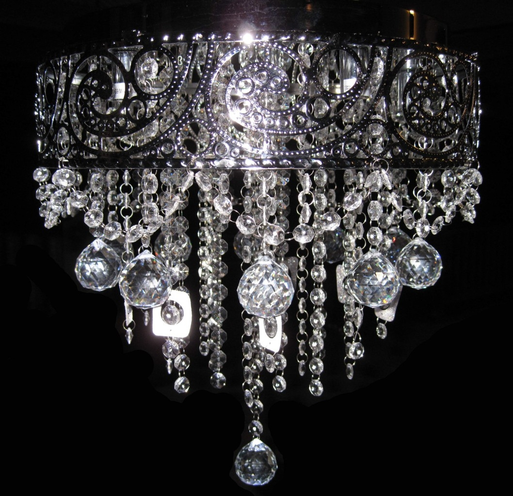 Chandelier Crystal Spectacular For Decorating Home Ideas With With Lead Crystal Chandeliers (#6 of 12)