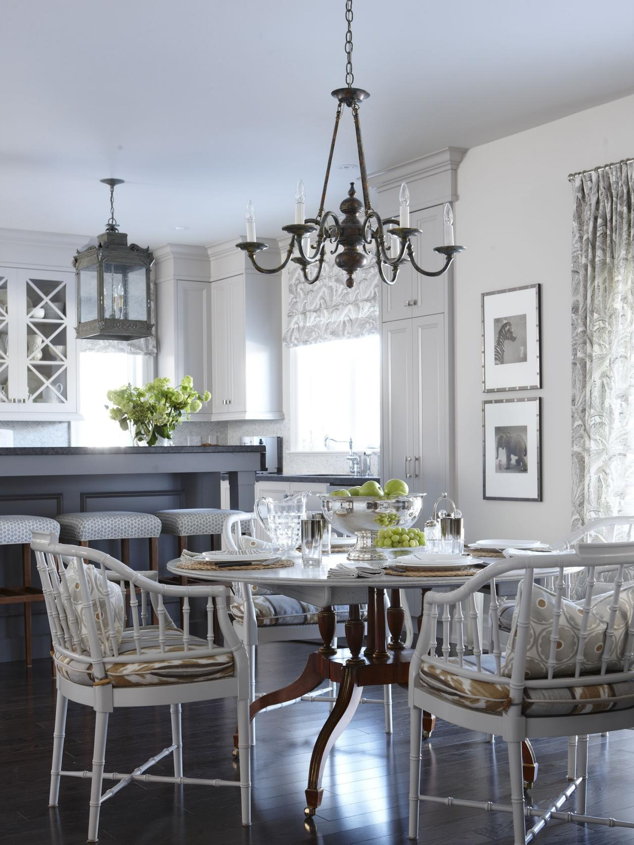 Chandelier Interesting Kitchen Table Chandelier Ideas In Table Chandeliers (#7 of 12)