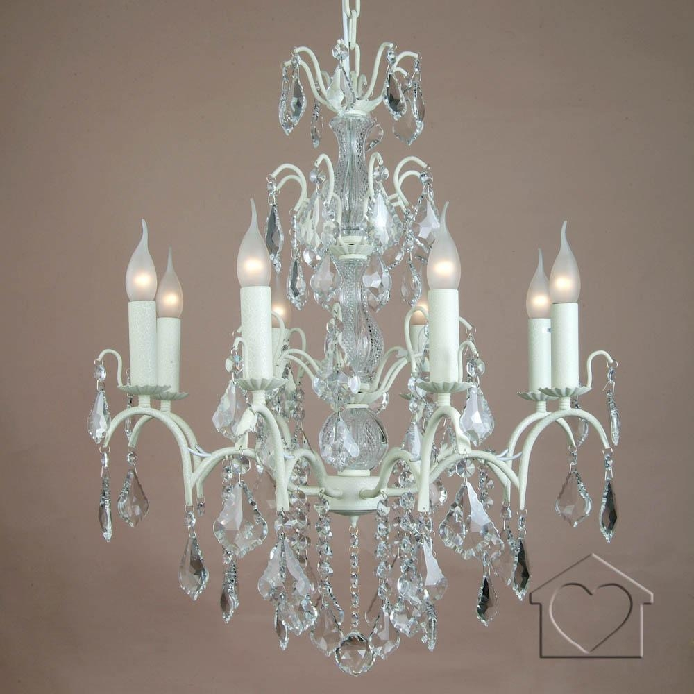 Chandeliers A Great Range Of Chandeliers From Listers Interiors Throughout Cream Chandeliers (View 4 of 12)