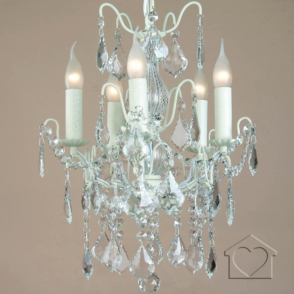 Chandeliers A Great Range Of Chandeliers From Listers Interiors With Regard To Cream Chandeliers (View 6 of 12)