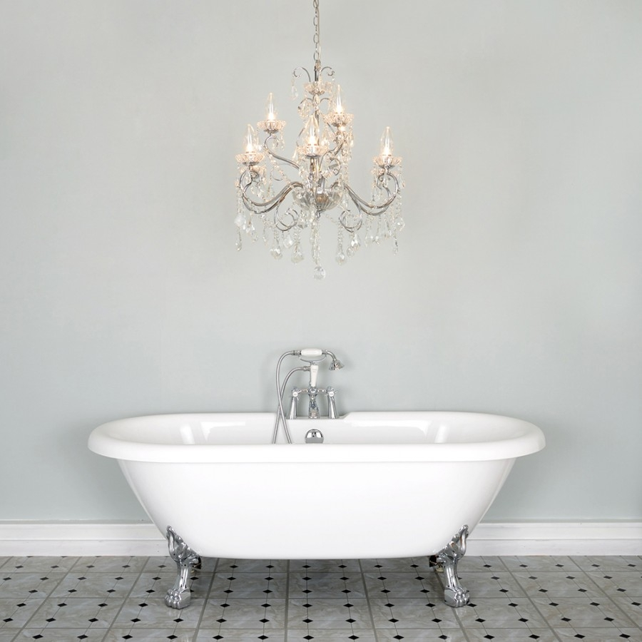 Chandeliers For Bathrooms Chandeliers For Bathroom Chandeliers For Chandeliers For Bathrooms (#12 of 12)
