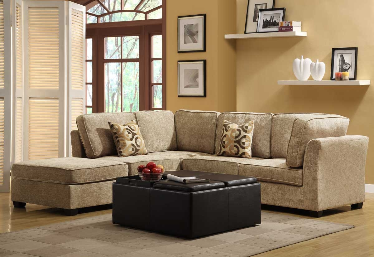 Chenille Sectional Sofas Cleanupflorida Pertaining To Chenille Sectional Sofas (#5 of 12)