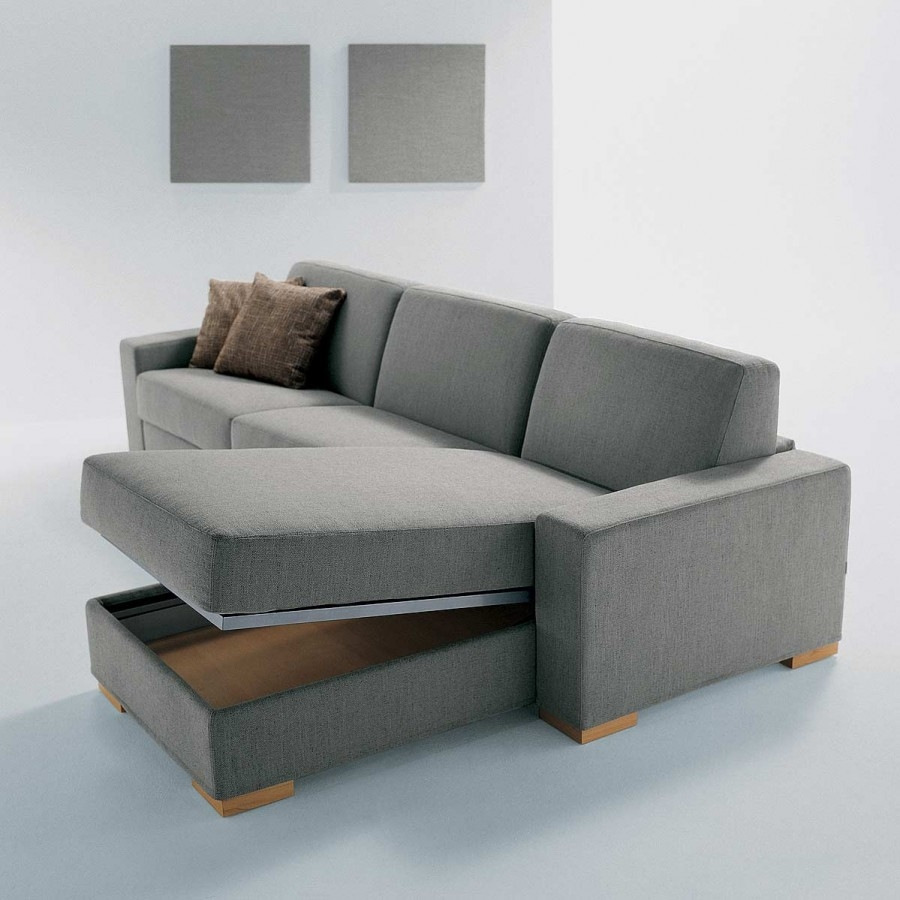 Click Clack Sofa Bed Sofa Chair Bed Modern Leather Sofa Bed Within Corner Sofa Bed With Storage Ikea (#2 of 12)