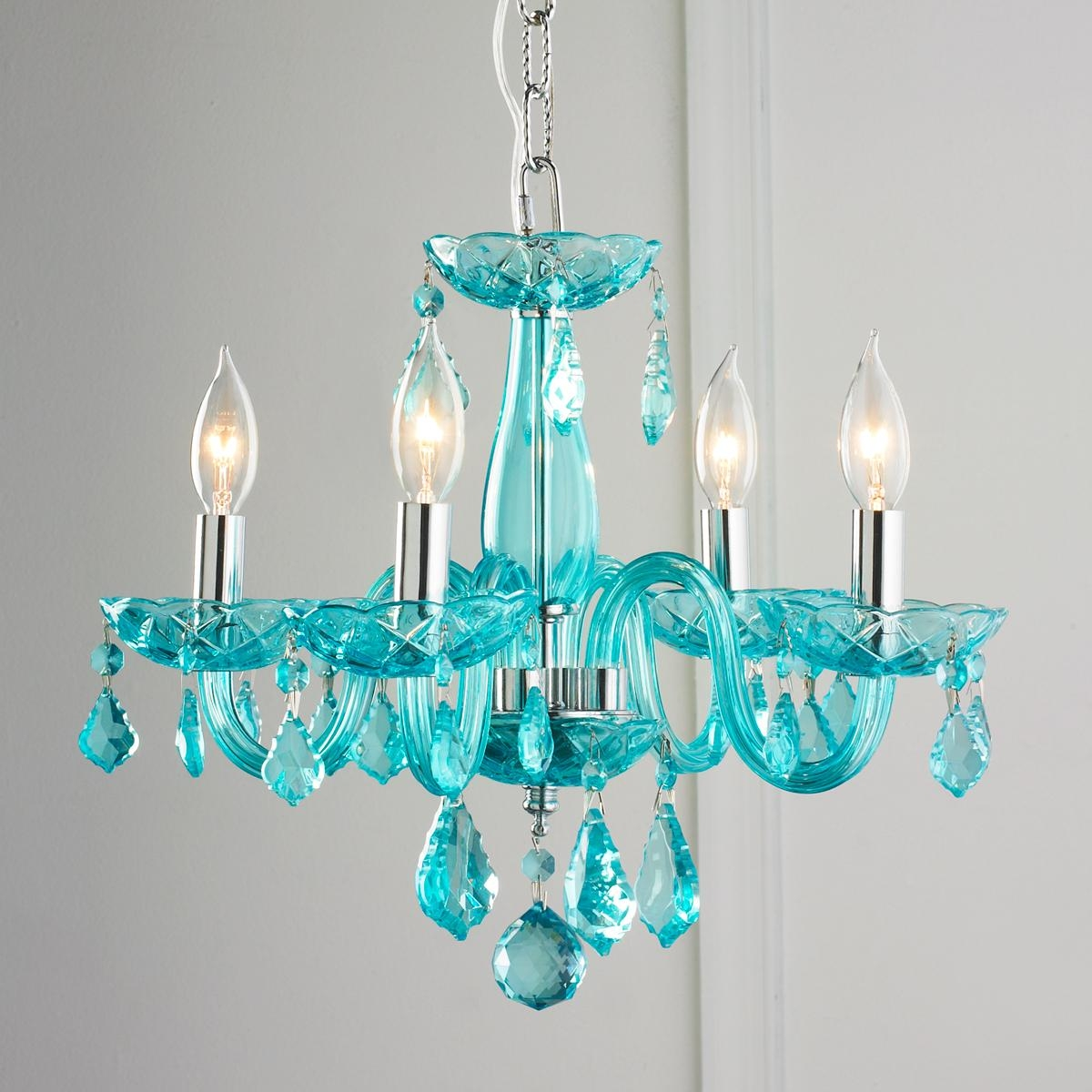 Color Crystal Mini Chandelier See Best Ideas About Mini In Small Glass Chandeliers (#4 of 12)
