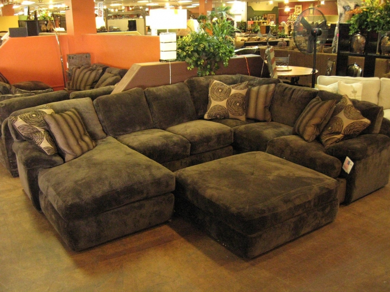 Comfortable Sectional Sofa With Comfortable Sectional Sofa (#6 of 12) : comfortable sectional sofas - Sectionals, Sofas & Couches