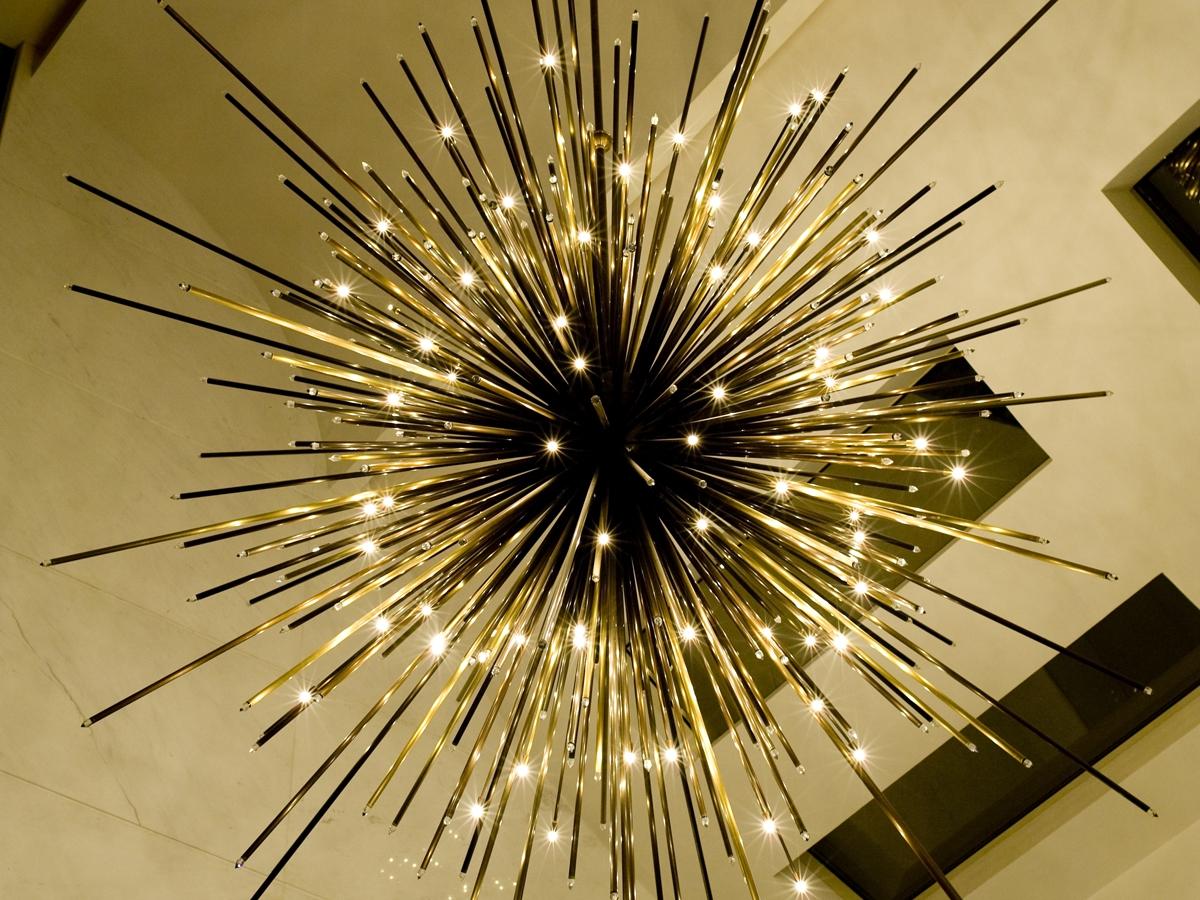 Contemporary Chandelier Design Ideas Inspiration Home Designs Inside Contemporary Chandelier (#6 of 12)