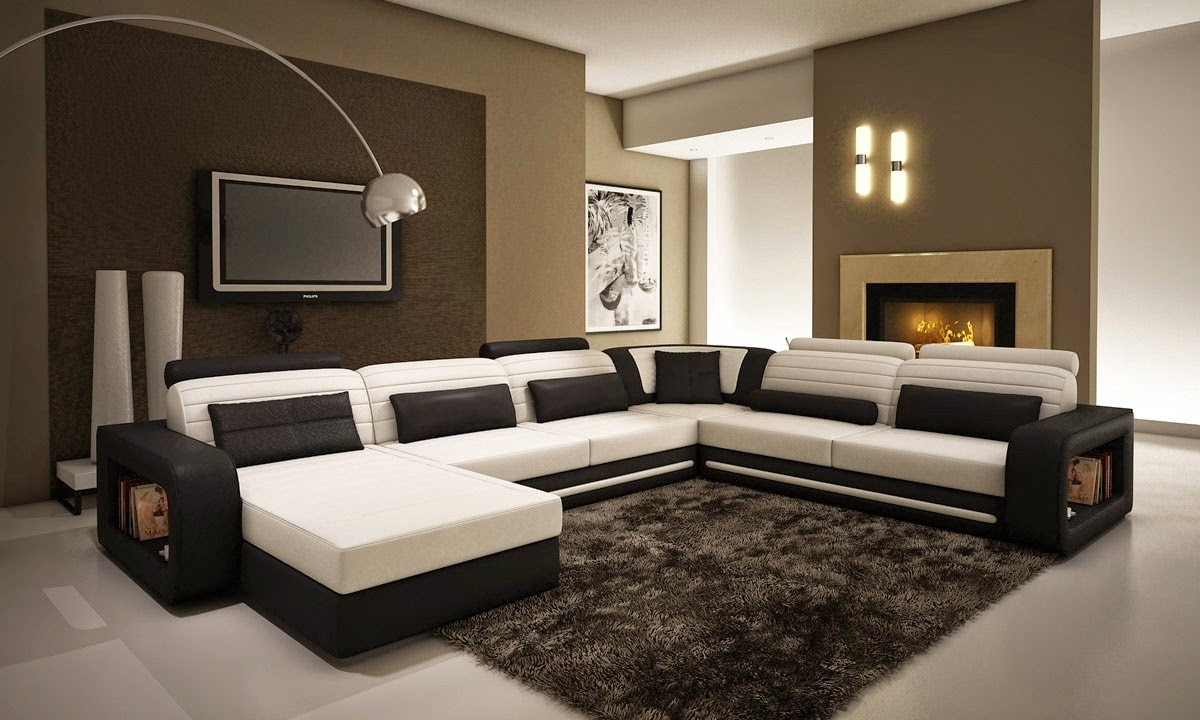 Contemporary U Shaped Sofas Uk Codeminimalist For C Shaped Sofas (View 5 of 12)