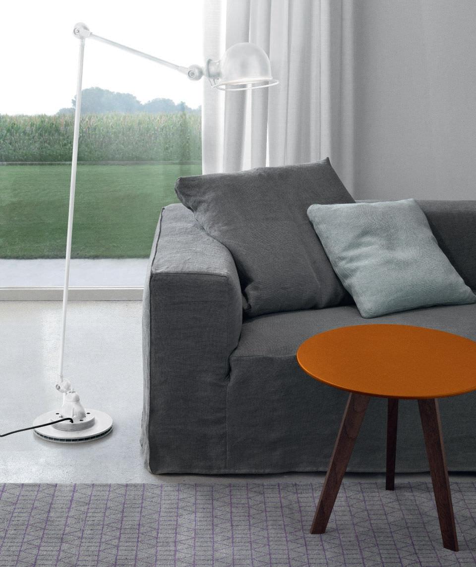 Corner Sofa Contemporary Linen 5 Seater Elliot Jesse Throughout Elliott Sofa (#2 of 12)